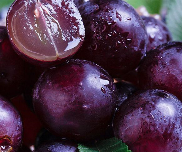 葡萄皮上的白霜能吃吗 吃葡萄后喝水会拉肚子吗