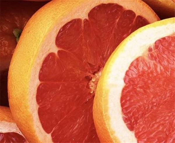 葡萄柚和西柚的区别 低热量水果一览表