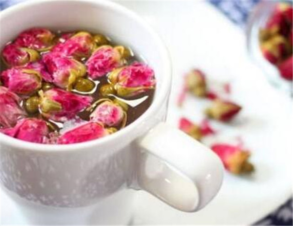 玫瑰花茶怎么泡泡法有哪些 孕妇能喝玫瑰花茶吗