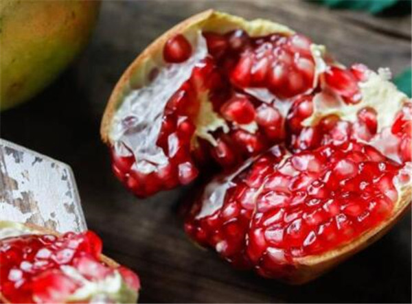突尼斯软籽石榴的籽可以吃吗 六个软籽石榴品种介绍