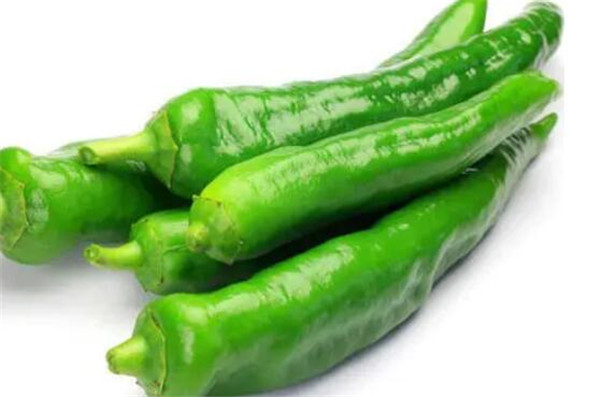 尖椒的功效与作用 吃小尖椒有好处吗